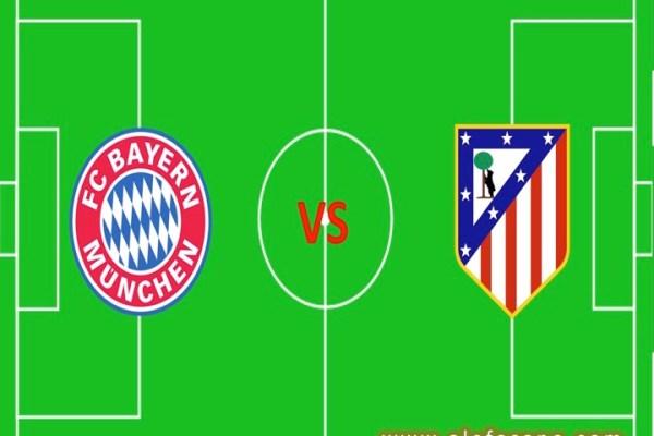 Bayern VS Atletico