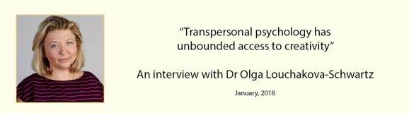 Interview With Dr. Olga Louchakova-Schwartz