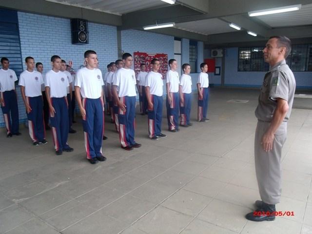 Servidor público tem projeto para dotar Alegrete de Colégio Militar