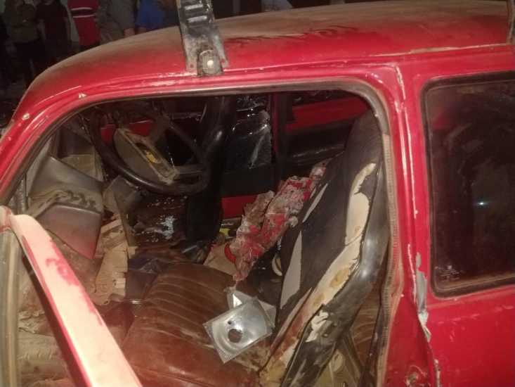 Acidente na Assis Brasil: família do motorista do Chevette precisa de apoio