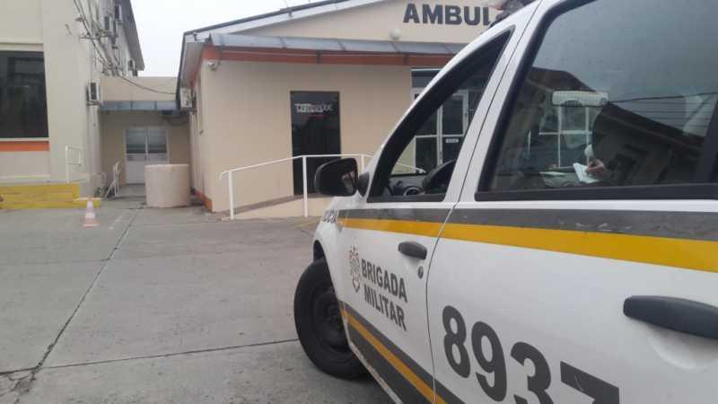 Acidente com motosserra mutila jovem no interior