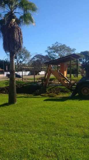 Infraestrutura prepara acessibilidade ao chimarródromo do Parque Ruy Ramos