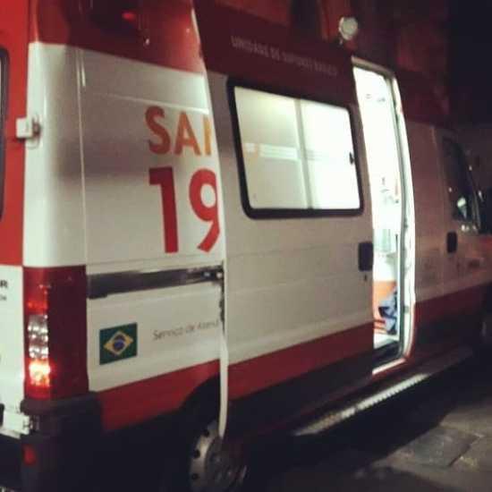 Hospital Cristo Redentor registra um atendimento a ferido por fogos de artifício