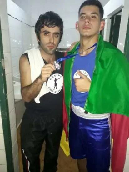 Boxe de Alegrete participa de evento no Uruguai com boa participação de pugilistas locais