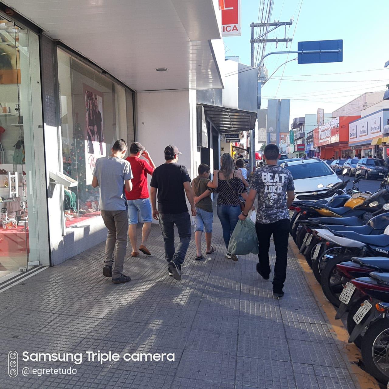 Comércio abre neste domingo em Alegrete