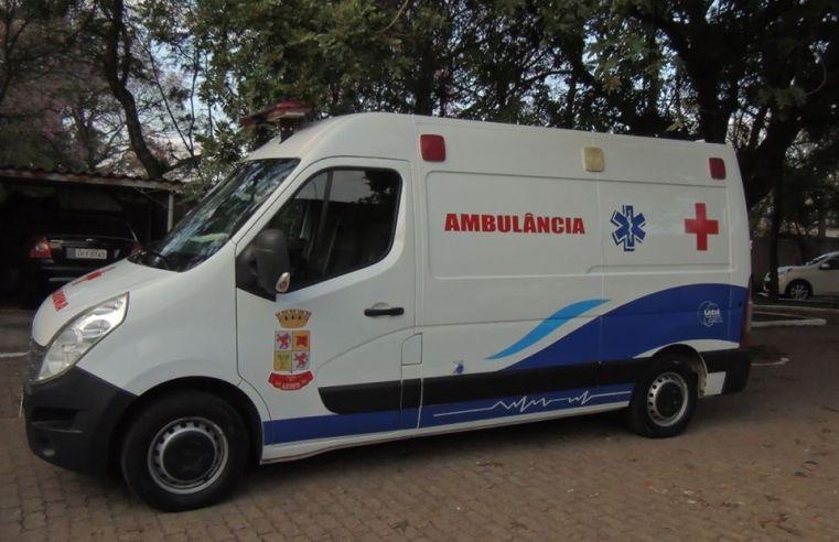 Saúde de Alegrete ganha reforço de mais uma ambulância