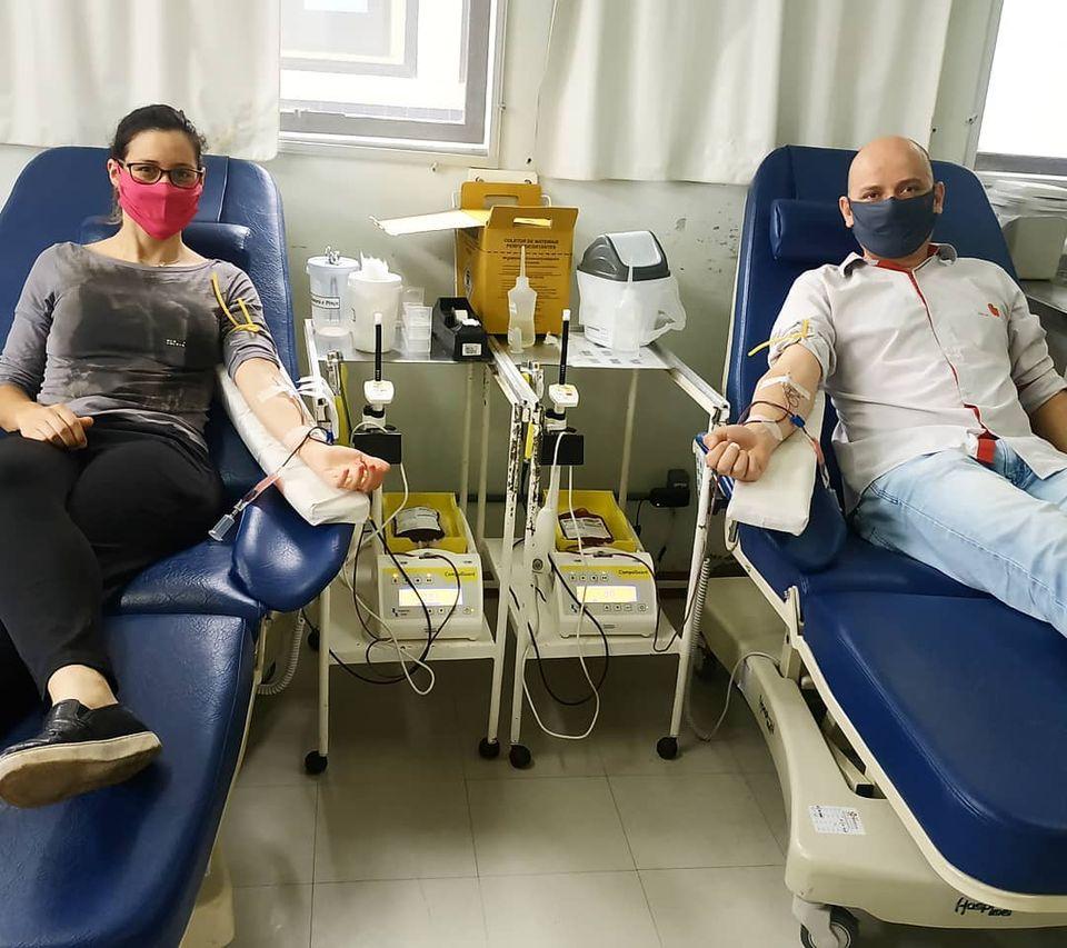 Hoje é o Dia do Doador de Sangue, exercite sua solidariedade e auxilie o Hemocentro regional