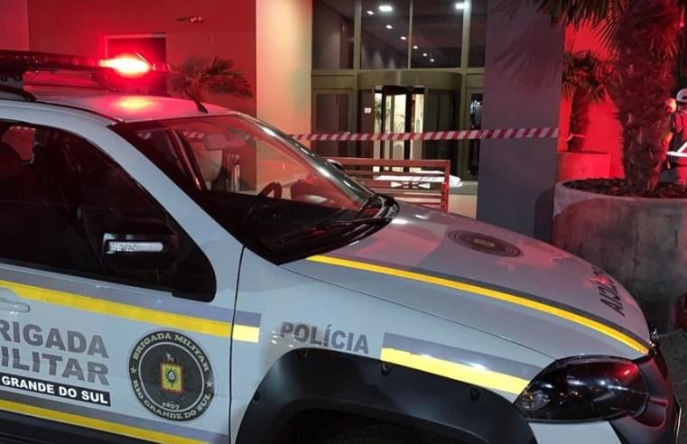 Vigilante de hotel é morto enquanto trabalhava em Santo Ângelo
