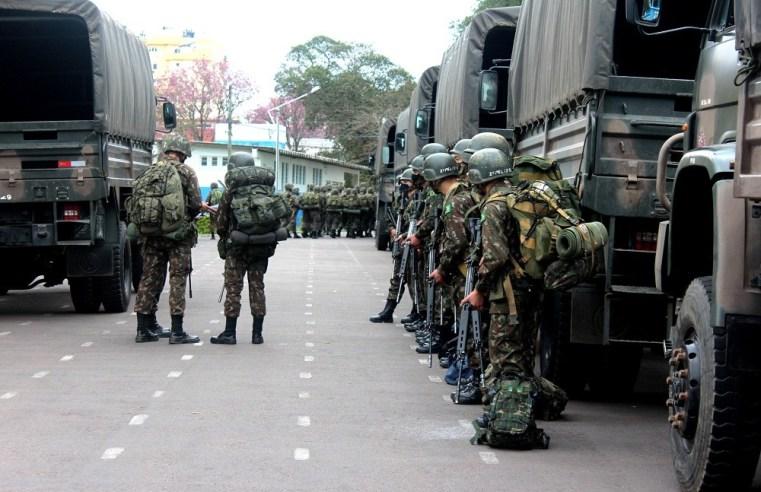 Processo seletivo do Exército abre vagas para Oficial temporário de nível superior