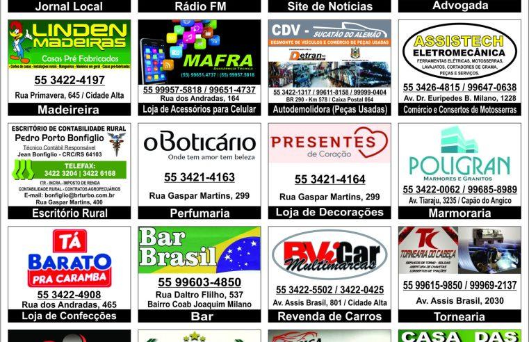 Millenium Pesquisas apresenta os destaques de 2020 em Alegrete