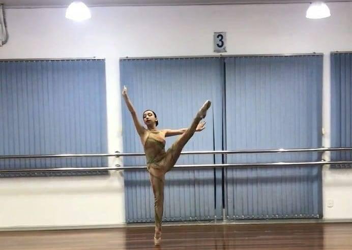 Bailarina alegretense entre as melhores de festivais em São Paulo e Minas Gerais