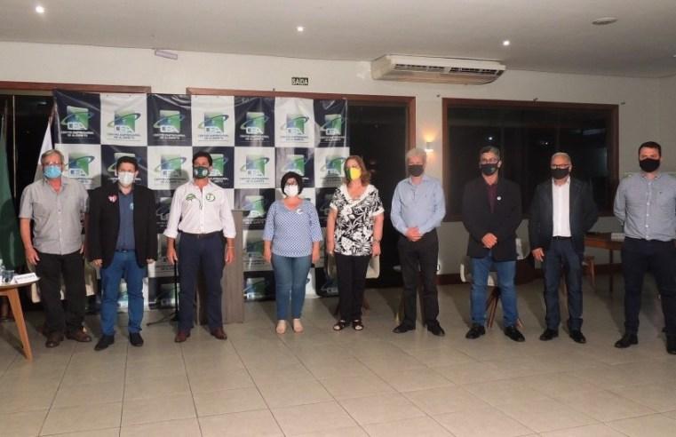 Alegrete parou para acompanhar o debate dos candidatos à Prefeitura de Alegrete