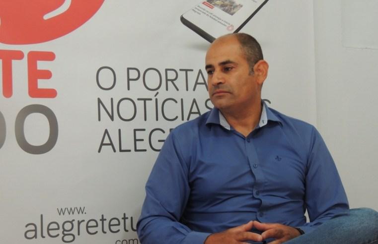 Jaime Duarte, um dos novos na Câmara, acredita no empreendedorismo e força da família