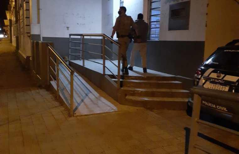 Detento, foragido da justiça, é preso pela BM no bairro Dr. Romário
