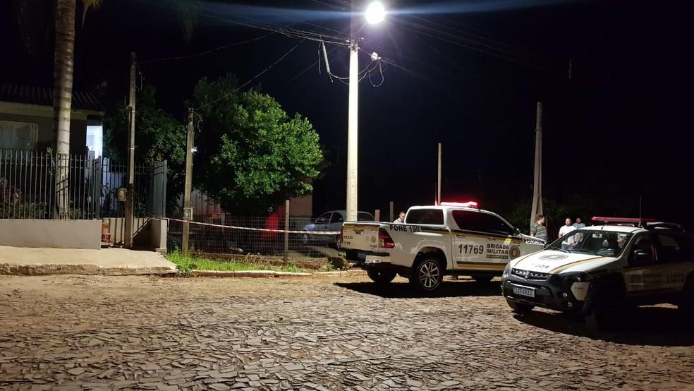 Mulher é encontrada morta quase dois dias depois em Ibirubá; companheiro é preso em flagrante