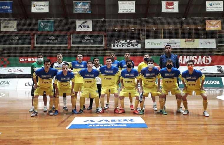Valente, AABB/Eliseo's conquista o 3º lugar na Liga Gaúcha Sub-20