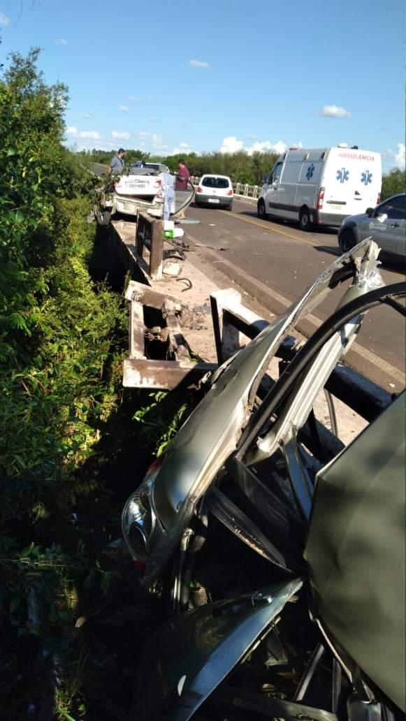 Capitão do Exército morre em acidente na BR 472