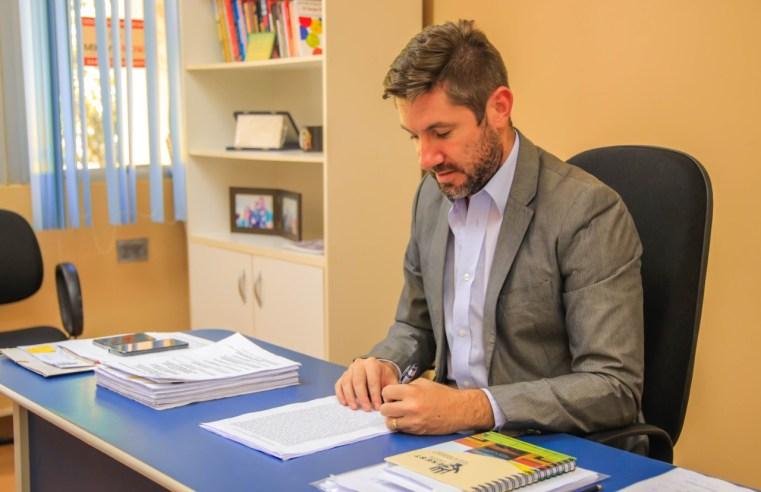 Jesse Trindade assumiu o cargo de prefeito por duas semanas