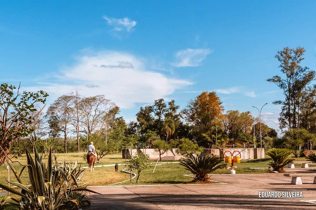 Calor de 36ºC e pancadas de chuva é a previsão do tempo para o restante da semana em Alegrete
