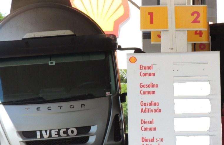 Gasolina não reduz de preço e litro do diesel está mais caro em Alegrete