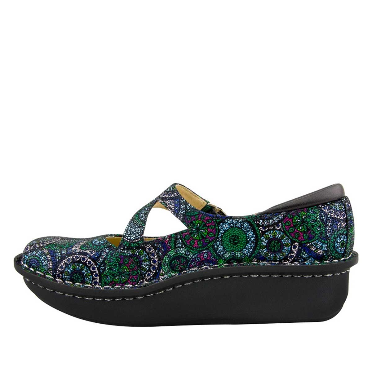 Nurse Alegria Dayna Spiro Blues  The Alegria Shoe Experts