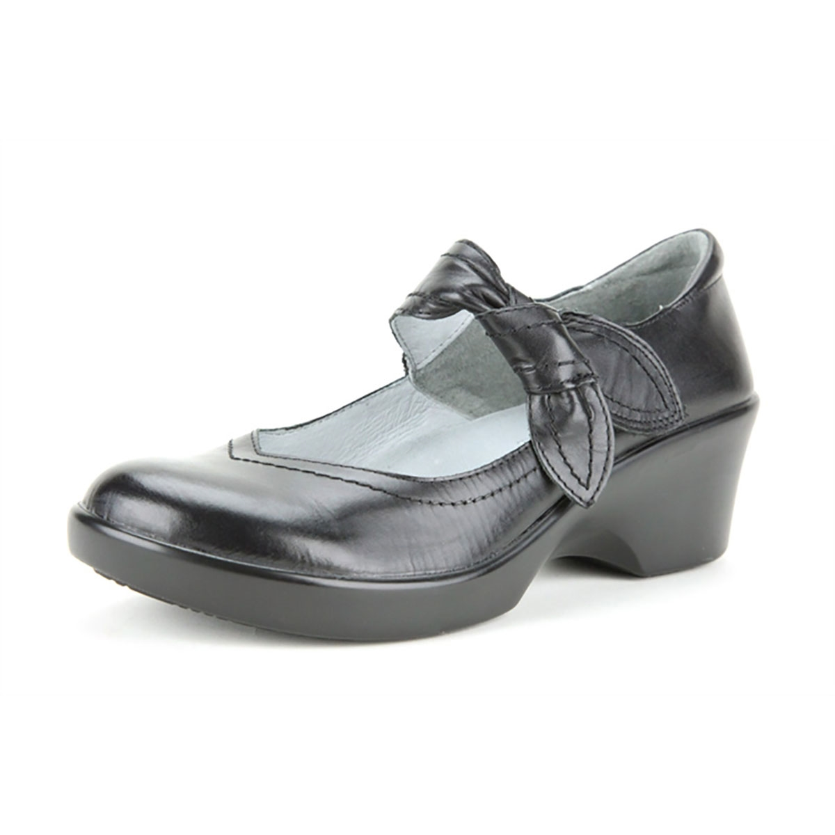 Alegria Ella Black Nappa The Alegria Shoe Experts