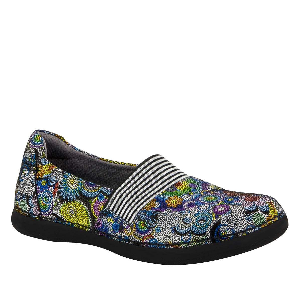 Find Your Inner Hippie Chic With Alegria Glee Comfort Flat