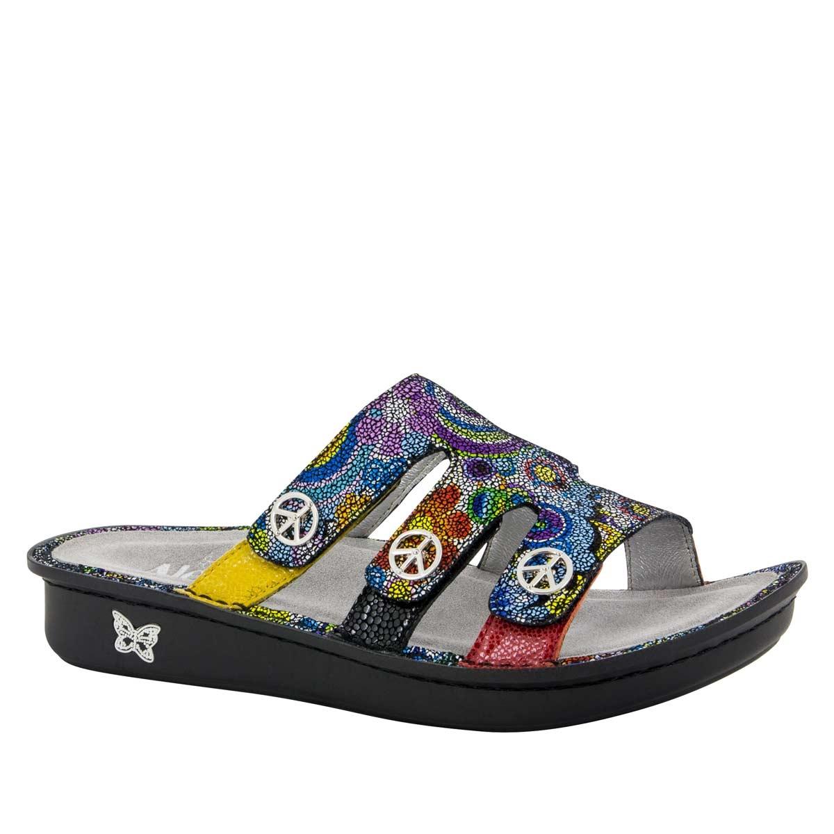 Alegria Venice Hippie Chic Dottie Sandals Shop Alegria