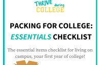What to Pack for College: Campus Living Essentials Checklist
