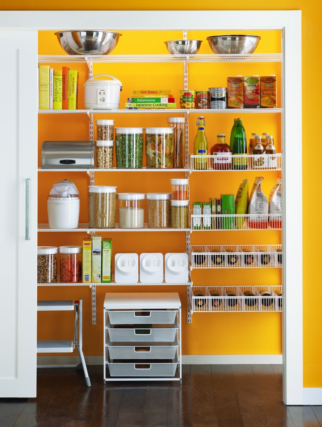 ideas for organizing the pantry