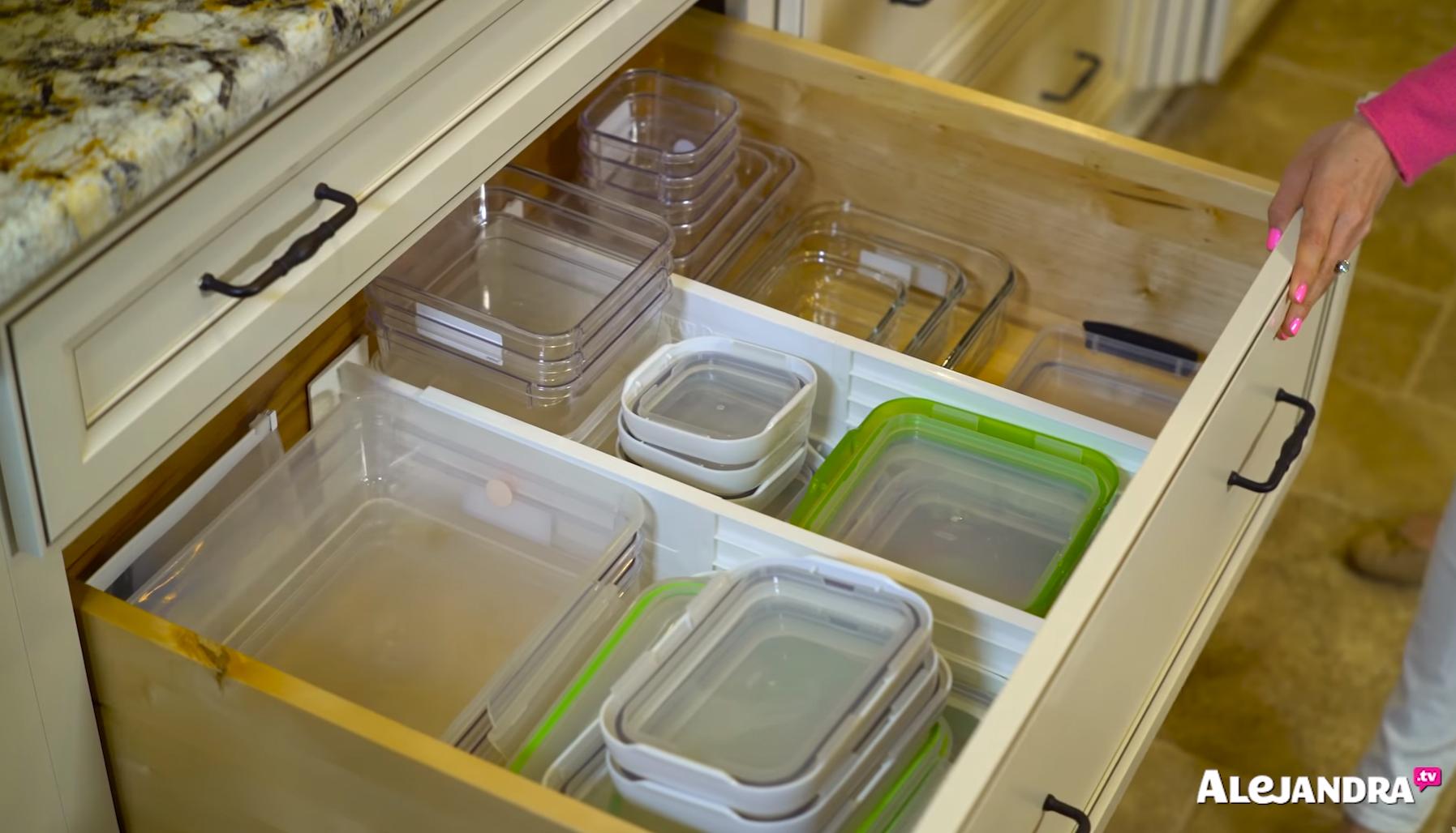 kitchen drawer organizer ideas snake sink how to organize a deep