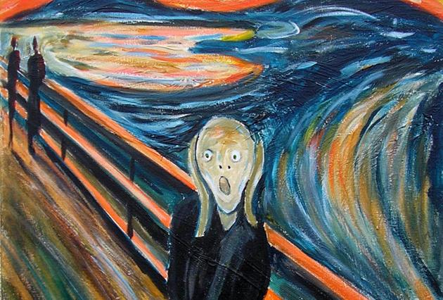 Risultati immagini per el grito munch