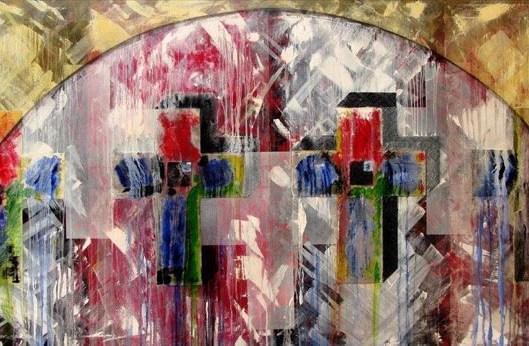 Las cuatro cruces