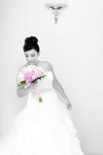 reportaje de boda en Granada. Fotos casa novia