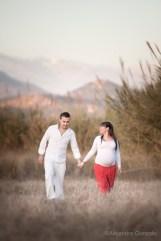 Reportaje de embarazada en Motril, Granada