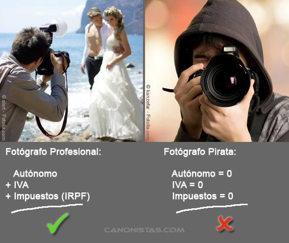 fotógrafo de bodas piratas