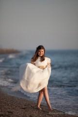Fotos comunion playa. Granada