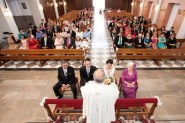 Reportaje de boda en Granada. Iglesia