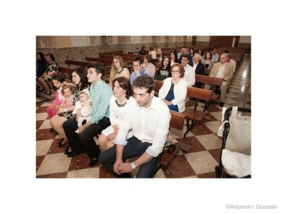 Reportaje Bautizo Motril. Fotografos Granada