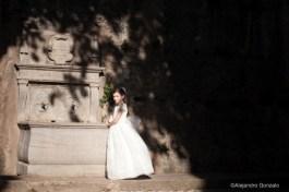 Comunion en la Alhambra