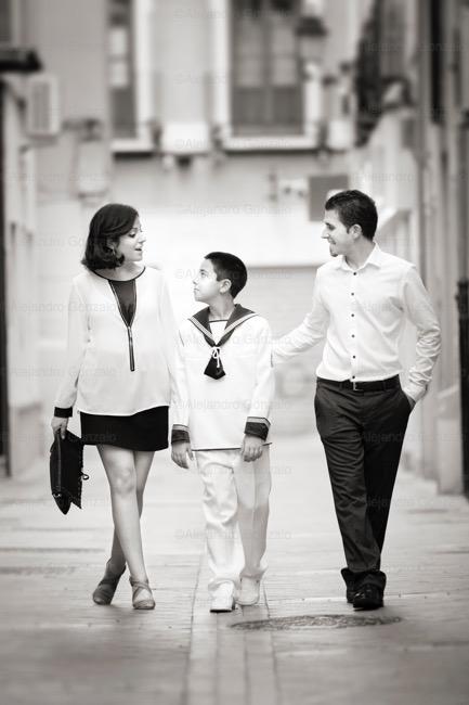 foto de comuniones en Granada