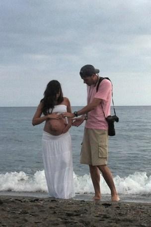 reportaje de embarazo granada