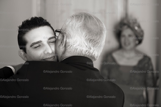 fotos de boda novio