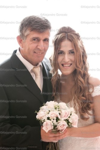 fotos de boda motril novia