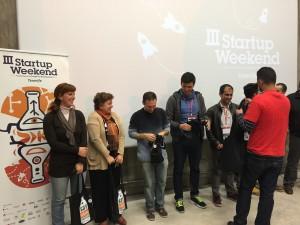 Startup Weekend Tenerife 2015