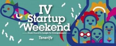 Banner Startup Weekend Tenerife