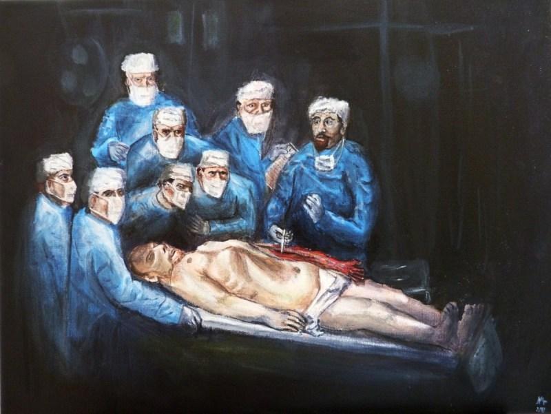 Die Anatomie des Dr. Tulp – alek.design