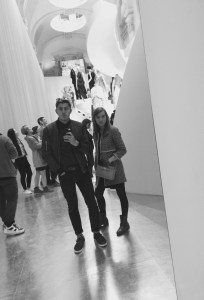 Selfie in Paris