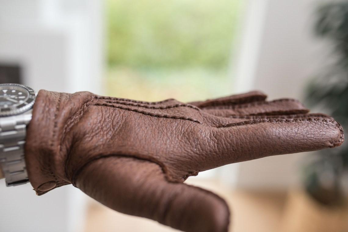 Hestra Bespoke Gloves - Rolex