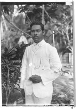 Edward Milne - Jaluit atoll